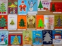 Bożonarodzeniowo-Noworoczna Kartka Świąteczna