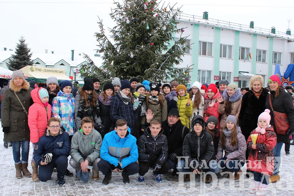 Польские-гости-в-Пинске